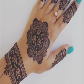 Best Design Henna in high street Kensington