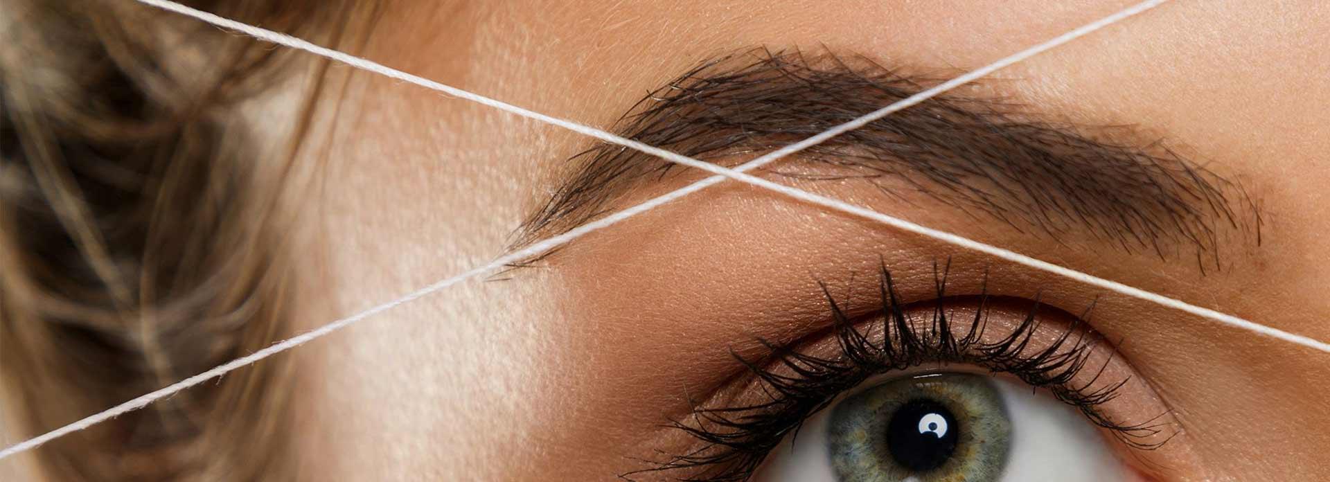 Eyebrow Threading superdrug