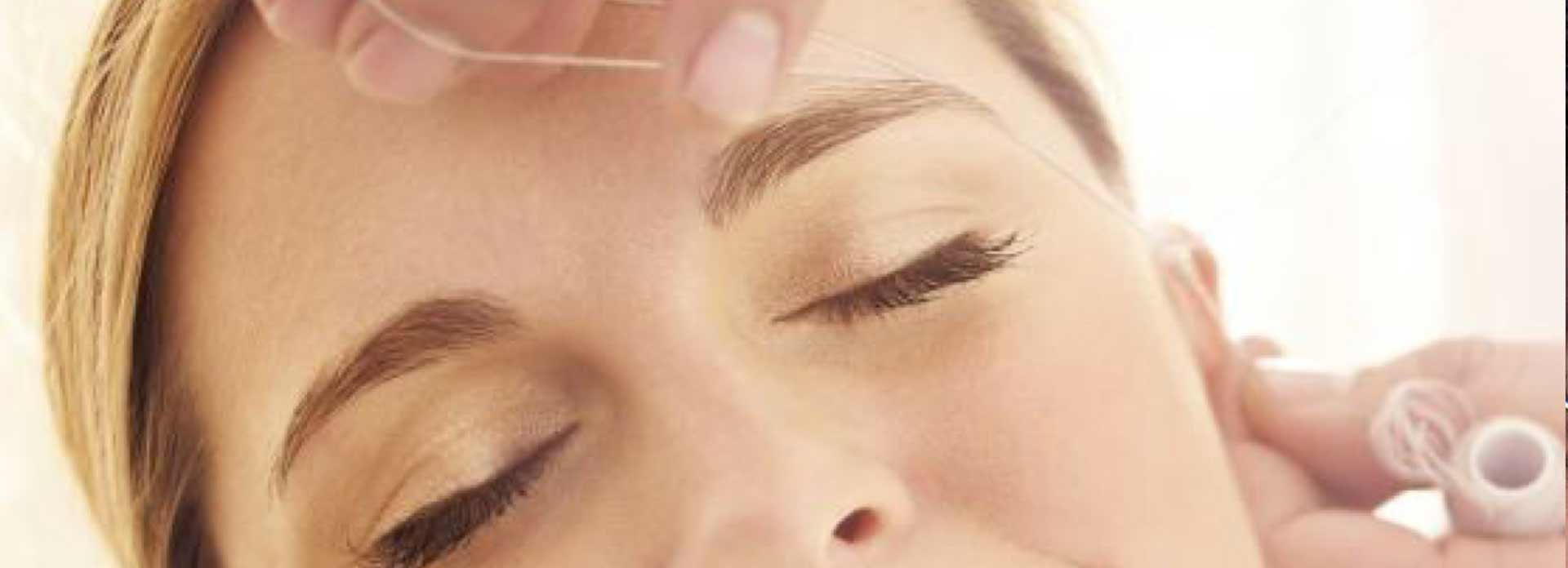 Full Face Threading high street Kensington