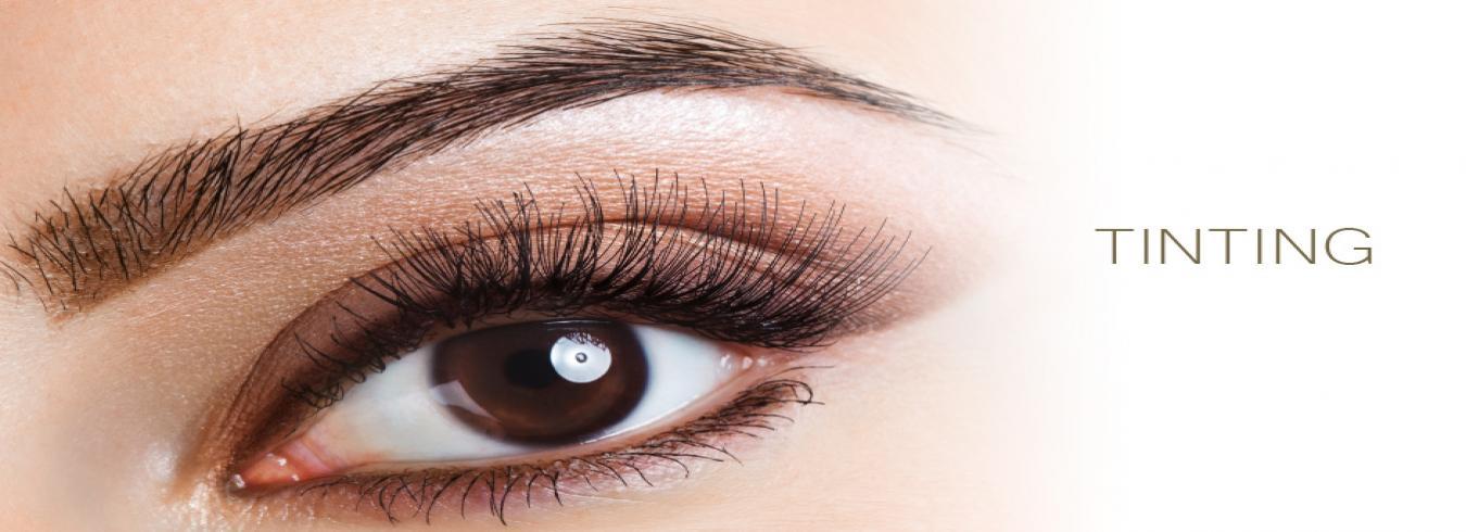 Eyebrow dye High Street Kensington